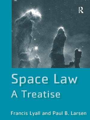 cover image of Space Law
