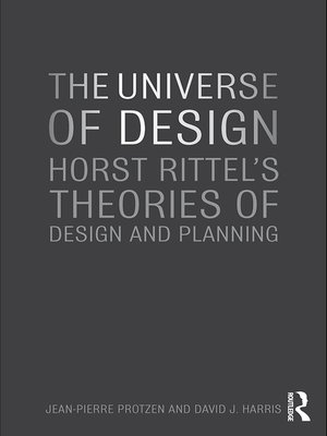 cover image of The Universe of Design