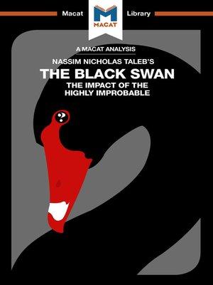 black swan nassim taleb epub