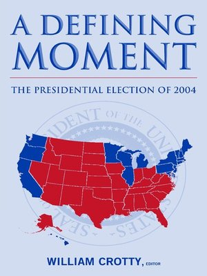 cover image of A Defining Moment