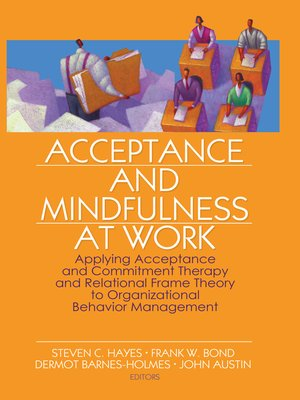 cover image of Acceptance and Mindfulness at Work