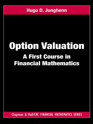 cover image of Option Valuation