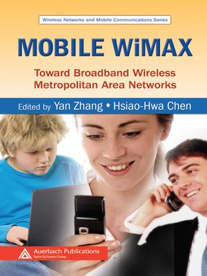 cover image of Mobile WiMAX