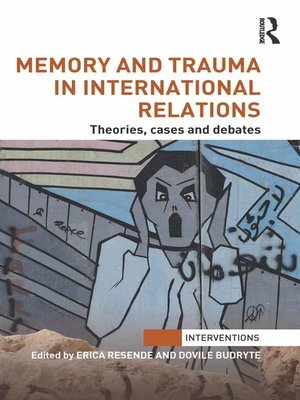 cover image of Memory and Trauma in International Relations