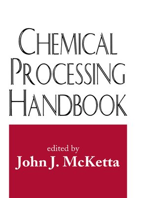cover image of Chemical Processing Handbook
