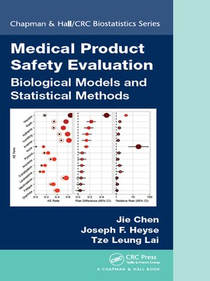 cover image of Medical Product Safety Evaluation