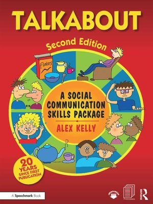 cover image of A Social Communication Skills Package