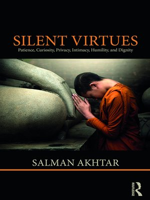 cover image of Silent Virtues