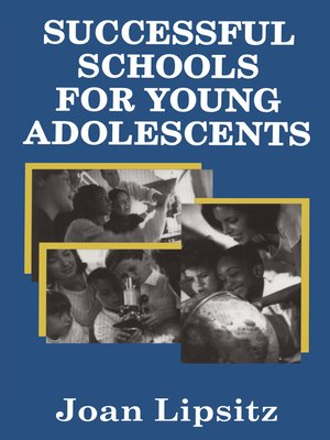 cover image of Successful Schools for Young Adolescents
