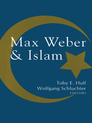 cover image of Max Weber and Islam