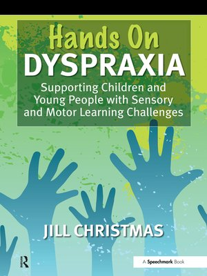 cover image of 'Hands on' Dyspraxia