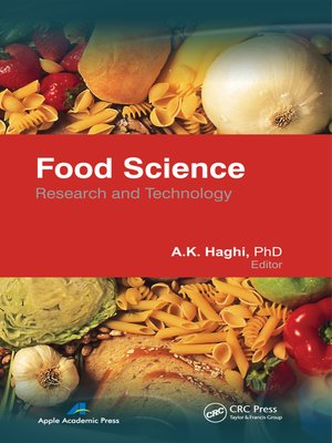 cover image of Food Science