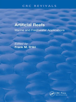 cover image of Artificial Reefs