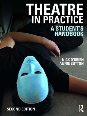cover image of Theatre in Practice