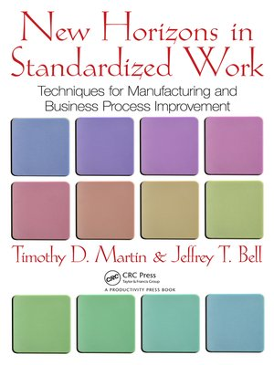 cover image of New Horizons in Standardized Work