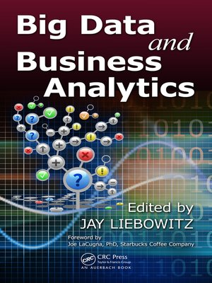 cover image of Big Data and Business Analytics