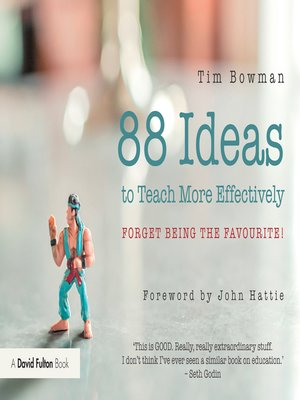 cover image of 88 Ideas to Teach More Effectively