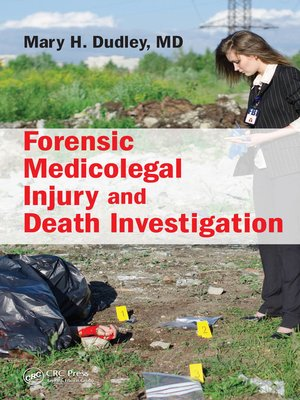 cover image of Forensic Medicolegal Injury and Death Investigation