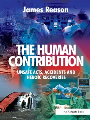 cover image of The Human Contribution
