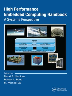 cover image of High Performance Embedded Computing Handbook