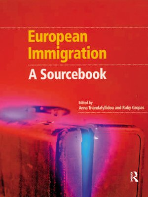 cover image of European Immigration