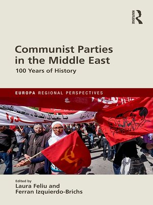 cover image of Communist Parties in the Middle East
