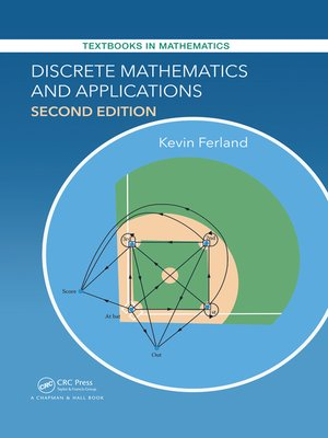 cover image of Discrete Mathematics and Applications