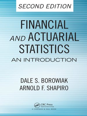 cover image of Financial and Actuarial Statistics