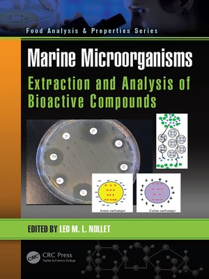 cover image of Marine Microorganisms
