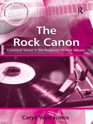 cover image of The Rock Canon