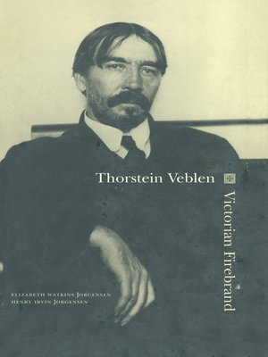 cover image of Thorstein Veblen