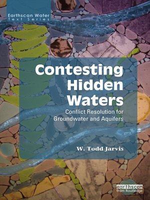 cover image of Contesting Hidden Waters