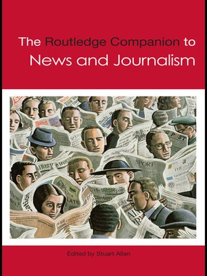 cover image of The Routledge Companion to News and Journalism