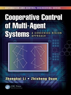 cover image of Cooperative Control of Multi-Agent Systems