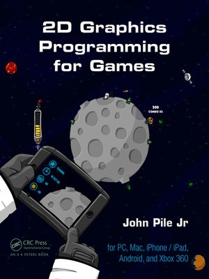 cover image of 2D Graphics Programming for Games