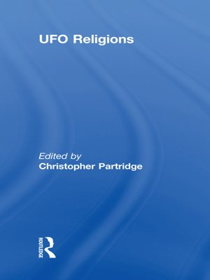 cover image of UFO Religions