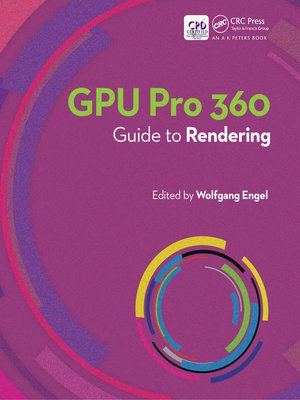 cover image of GPU Pro 360 Guide to Rendering