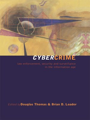 cover image of Cybercrime
