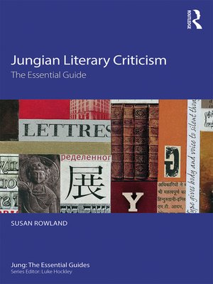 cover image of Jungian Literary Criticism