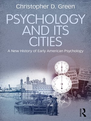 cover image of Psychology and Its Cities