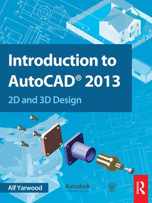 cover image of Introduction to AutoCAD 2013