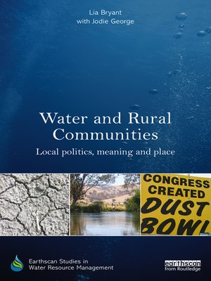 cover image of Water and Rural Communities