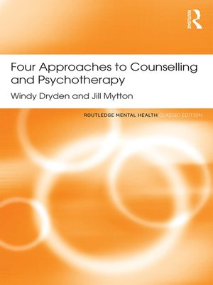 cover image of Four Approaches to Counselling and Psychotherapy
