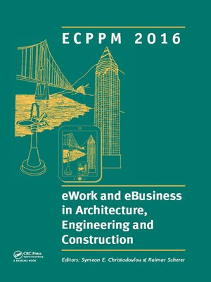 cover image of eWork and eBusiness in Architecture, Engineering and Construction