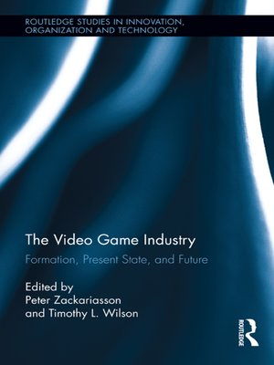 cover image of The Video Game Industry