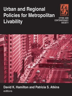 cover image of Urban and Regional Policies for Metropolitan Livability