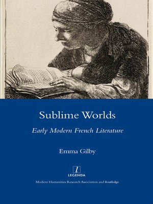 cover image of Sublime Worlds