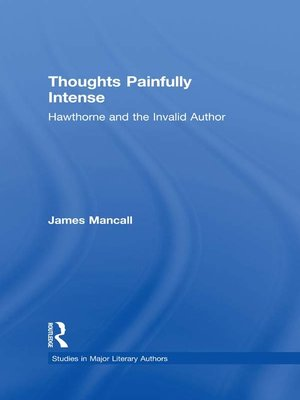 cover image of Thoughts Painfully Intense