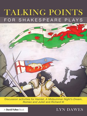 cover image of Talking Points for Shakespeare Plays