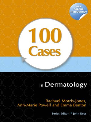 cover image of 100 Cases in Dermatology